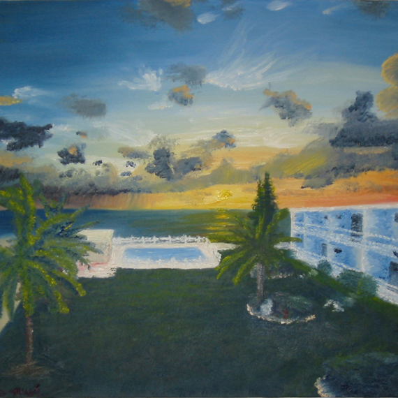 key colony beach sunset